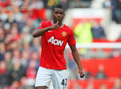 Pogba could play for United tomorrow