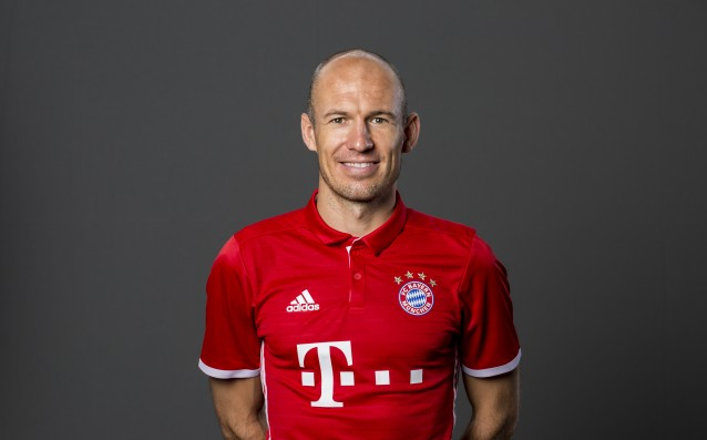 Robben sent his son to Munich 1860
