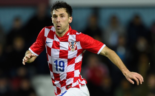 Fiorentina got a left-back from Croatia