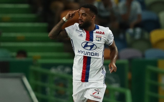 Lacazette said he will not leave Lyon