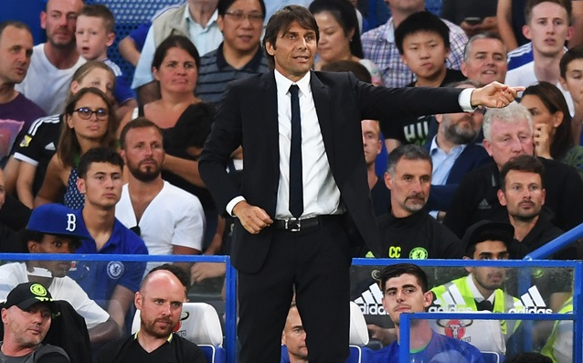 Conte wants Chelsea to be more ruthless