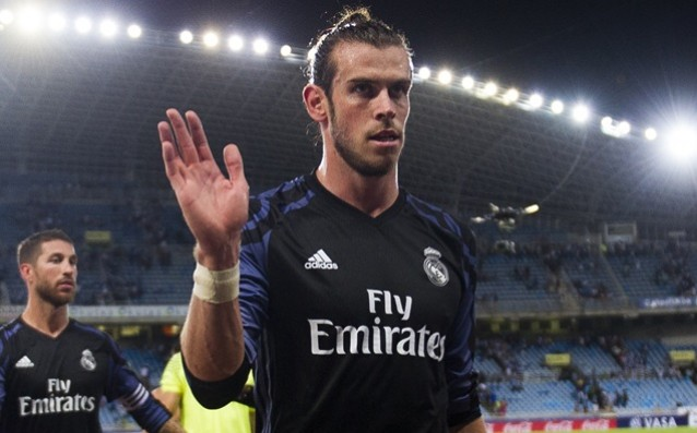 Gareth Bale: 'The title in the Champions League was the tip in the season.'