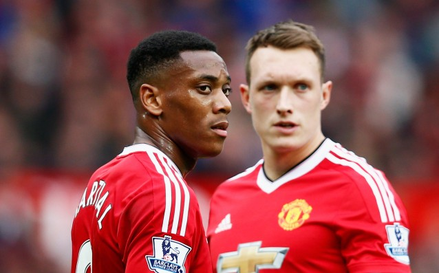 Mourinho made sure that he will rely on Phil Jones