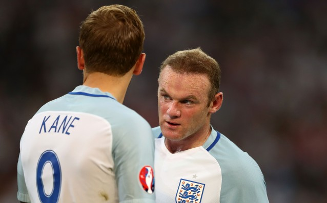 Rooney is giving up on the national team in 2018