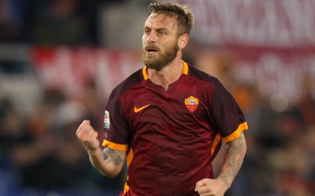 De Rossi will not be the captain of the team for some time