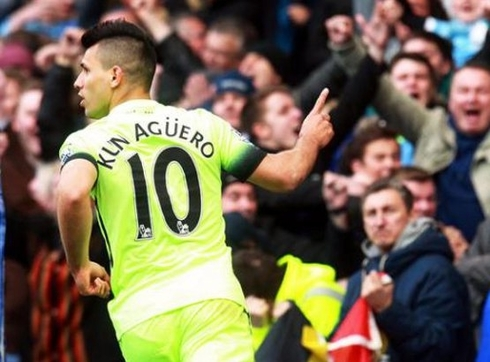 FA pressed charges against Aguero