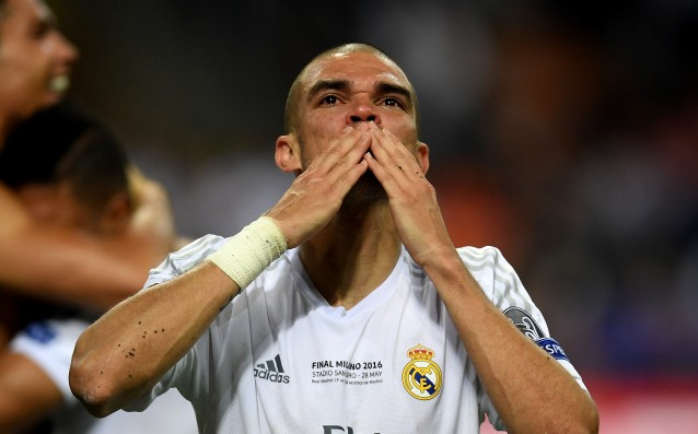 Great uncertainty on the future of Pepe in Real