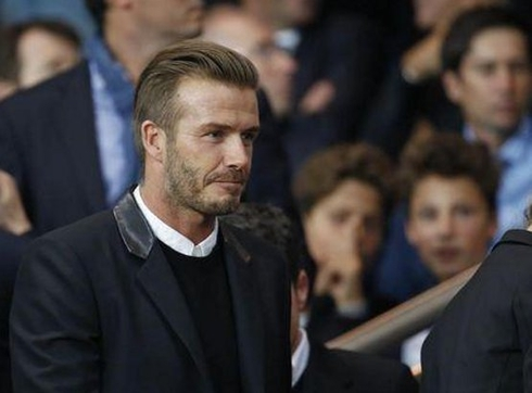 Beckham to Rooney: 'Don't give up on the national team.'