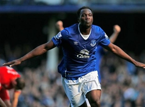 Lukaku: 'It was my choice to stay at Everton.'