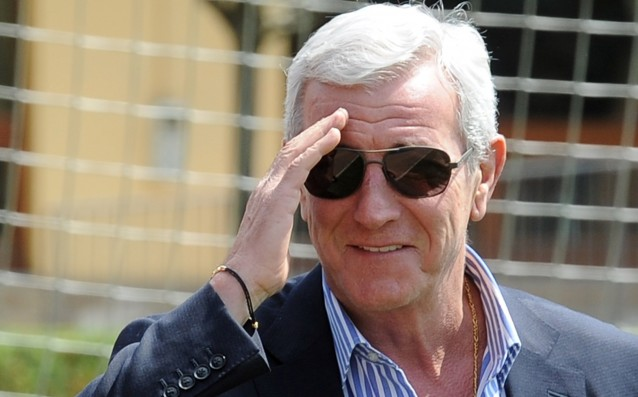 Marcello Lippi will be the best-paid monitor in the world