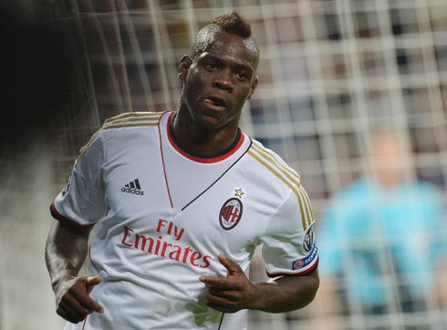 The coach of Nice: 'Balotelli needs time.'