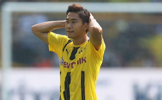 Kagawa with a chance to return against Legia Warsaw