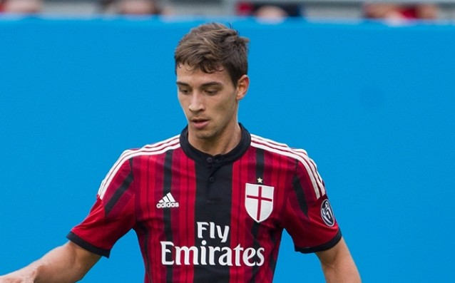 Milan lost a key defender for the match against Sampdoria