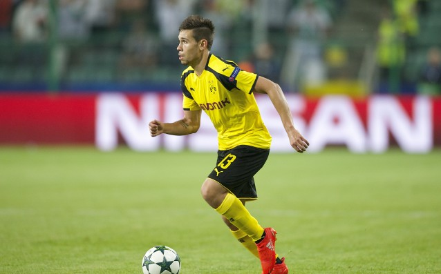 A new addition to the Dortmund praises Gotze