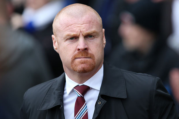 Dyche blamed the judge for the loss against Arsenal