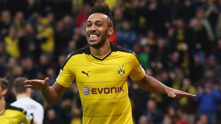Aubameyang admitted: 'Manchester City wanted me in the summer.'