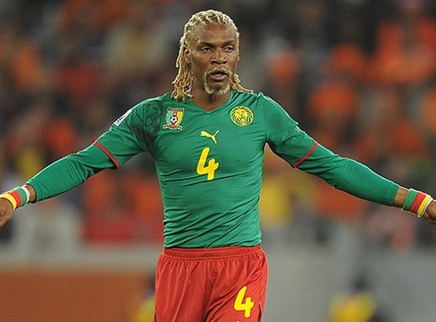 Rigobert Song is in a coma after a stroke