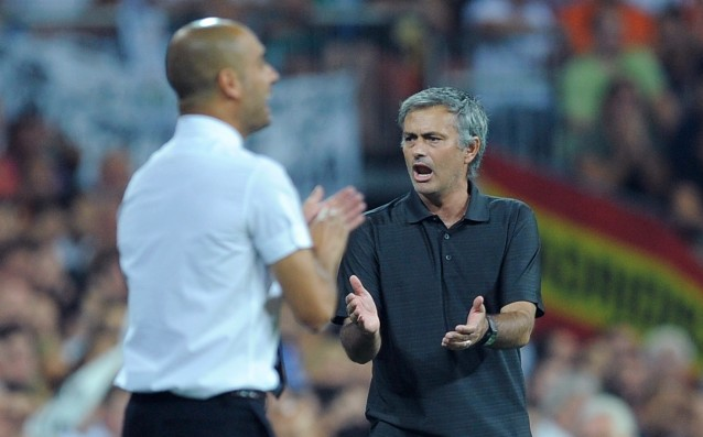 Lucescu: 'Guardiola is far more arrogant than Jose.'