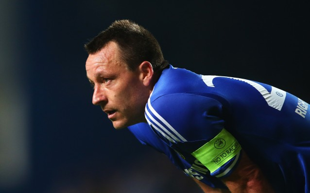 John Terry defended Rooney