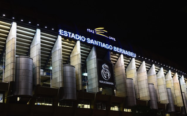 The project for the new Bernabeu was presented