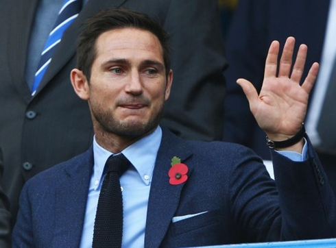 Lampard wants to be the Chelsea manager