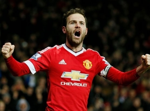 Man Utd offered a new contract to Mata