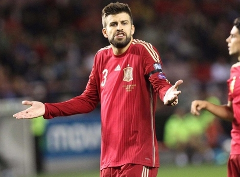 Pique will leave the national team after the World Cup 2018