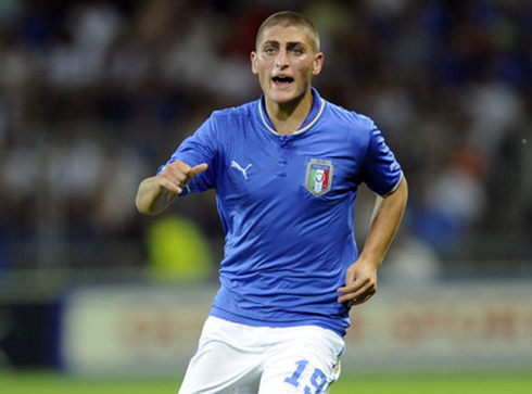 Juve will try to draw Verratti