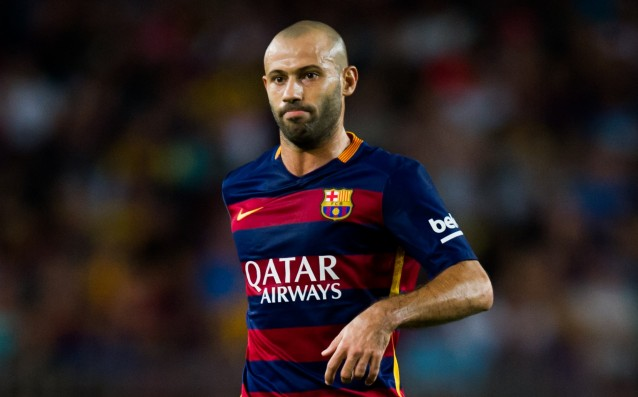 Mascherano will re-sign with Barca on Monday