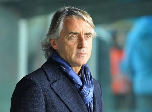 Manchini: 'I am not going to be the head coach of England or be back to Inter.'