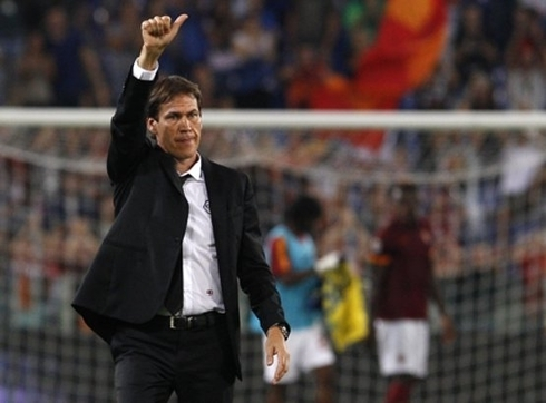 Official: Rudi Garcia is the new coach of Olympique Marseille.