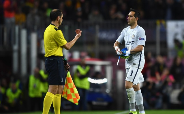 Claudio Bravo: 'I am the reason for the loss.'