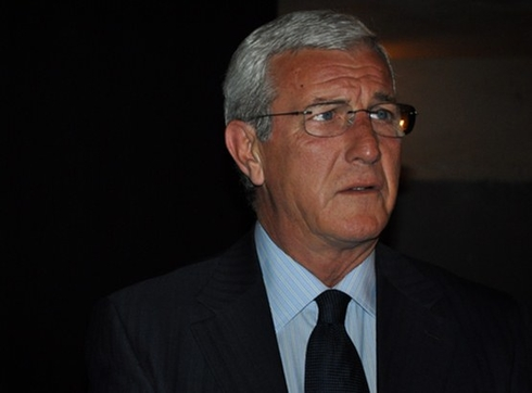 Lippi will lead the national football team of China