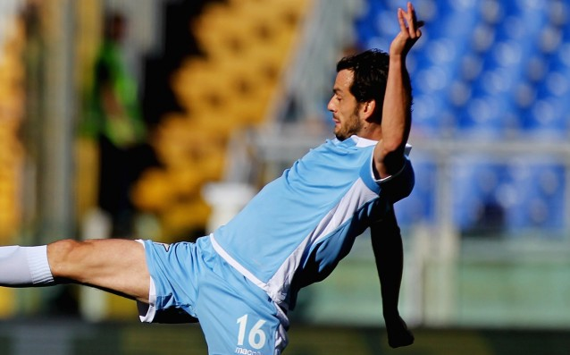 Parolo re-signed with Lazio