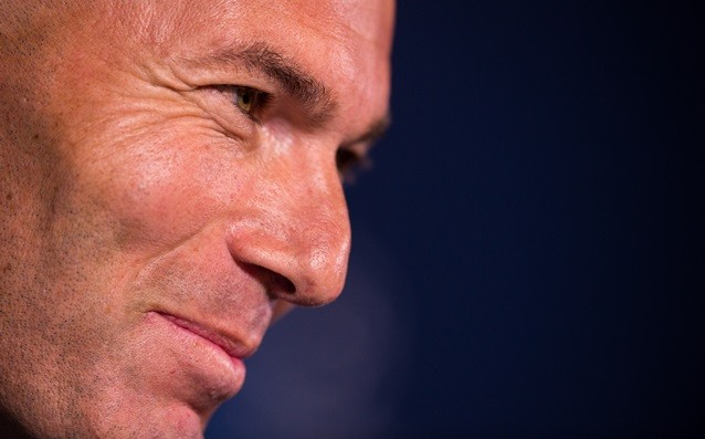 Zidane commented on the negotiations with the young stars and Ronaldo
