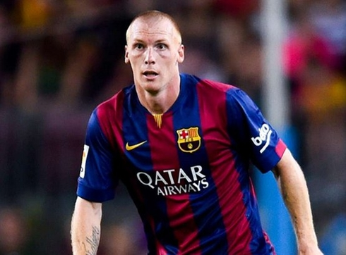 Barca lost Mathieu for three weeks