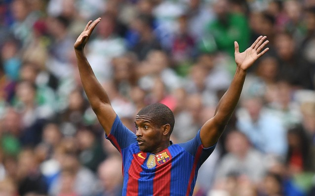 Marlon Santos will have his chance to play at Barcelona