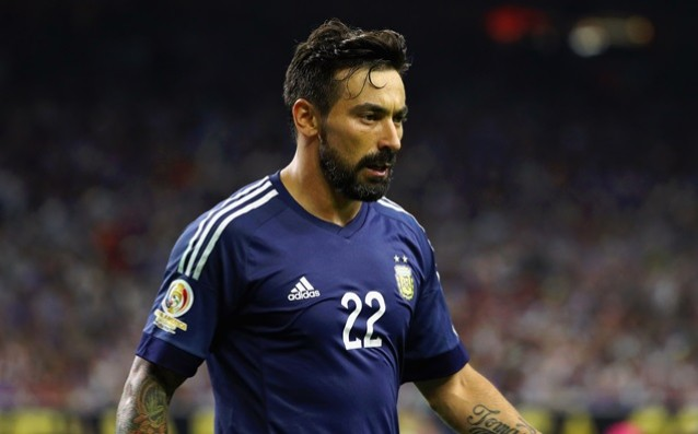 Lavezzi with the a call-up for Argentina