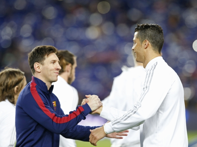 Cristiano: 'I respect Messi but we are not friends.'