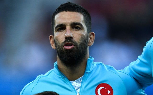 Turan is recovered and can play against Manchester City