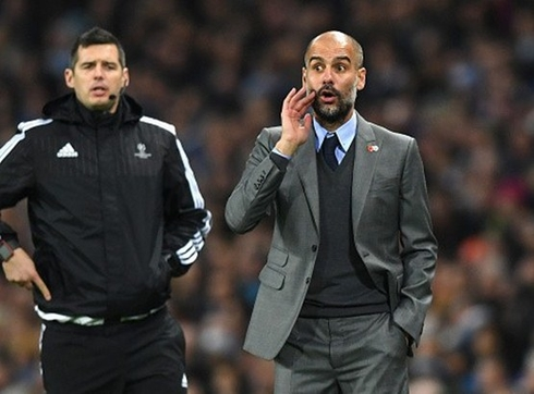 Guardiola: 'We defeated the best team in the world.'