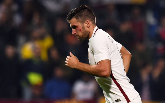 Roma is renewing the treaty of Strootman