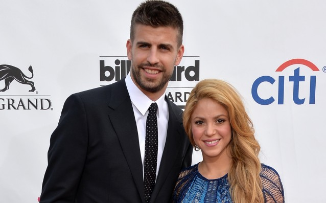 Shakira and Pique are enjoying their new home