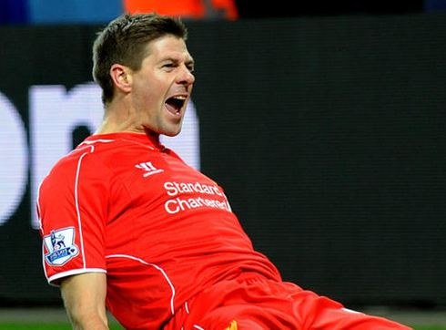 Steven Gerrard will put an end to his career?