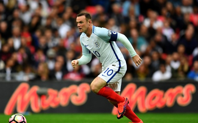 Southgate is getting the captain Rooney back