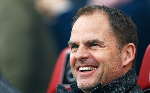 Ronald de Boer: 'Inter did not give enough time to my brother.'