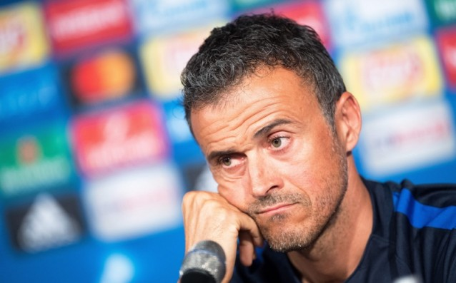 Problems for Enrique in Barca