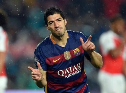 Suarez got a new contract and a record salary