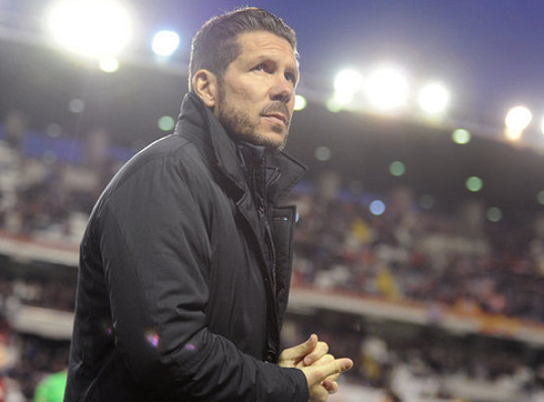 Simeone hinted for a comeback at Inter