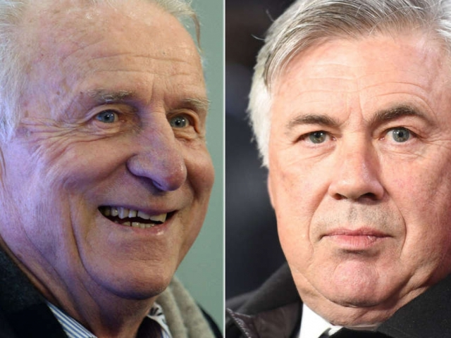 Trapattoni: 'Ancelotti will achieve more successes than Pep at Bayern.'